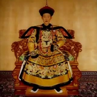 The Chinese Emperor Qian Long ruled at the height of the Qing dynasty ...