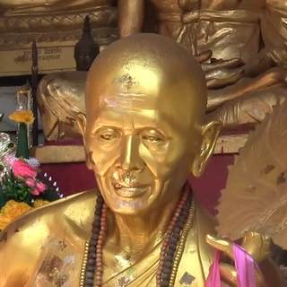 Khru Ba Sriwichai, the Engineer Monk