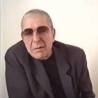 Leonard Cohen, Spring 96