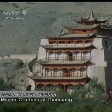 Mogao-Grottoes-at-Dunhuang