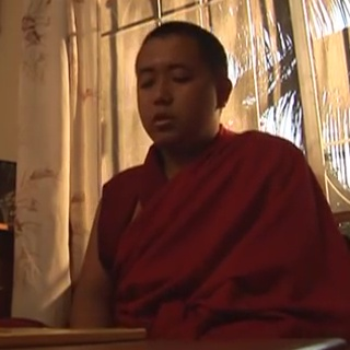 One Day with (the Reincarnation of Khensur) Rinpoche