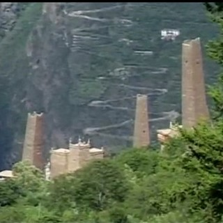 Secret Towers of the Himalayas