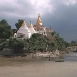 Irrawaddy  the Sacred River of Burma
