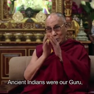 Until Space Remains, the Dalai Lama and India