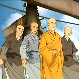 Ven. Jian Zhen's mission to Japan