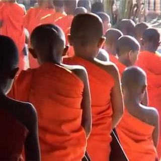 A Day in the Life of a Child Monk