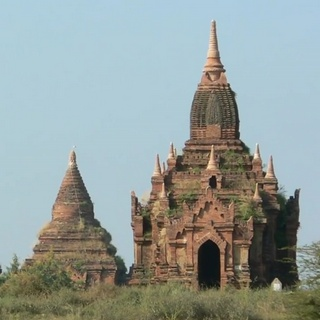 Bagan in Central Myanmar