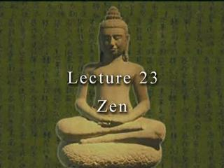David Eckel on Buddhism 23