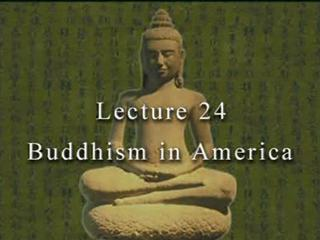 David Eckel on Buddhism 24