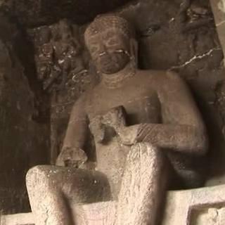 Ellora Caves: Buddhism, Hinduism, Jainism