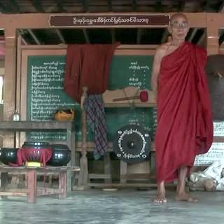 Monastery Life in Burma