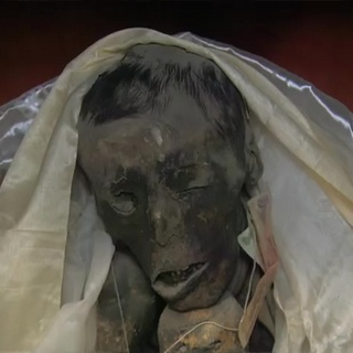 Mystery of the Tibetan Mummy