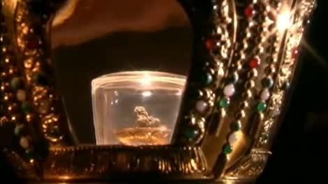 Xuanzang's Skull Relic